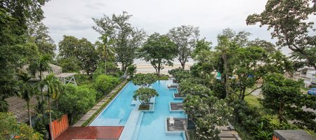 Beach Front Unit for Sale at Baan San Dao (20471)