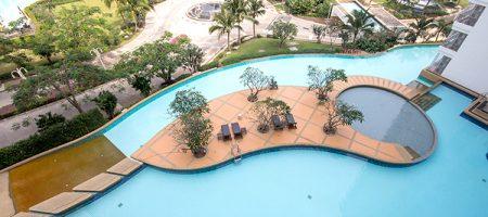 Beautiful Condominium with Sea View for Sale (20387)