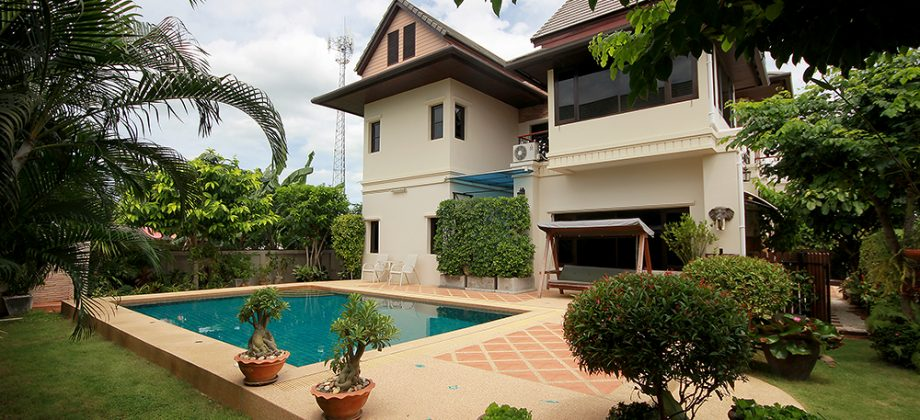 High Quality Pool Villa for Sale (11276)