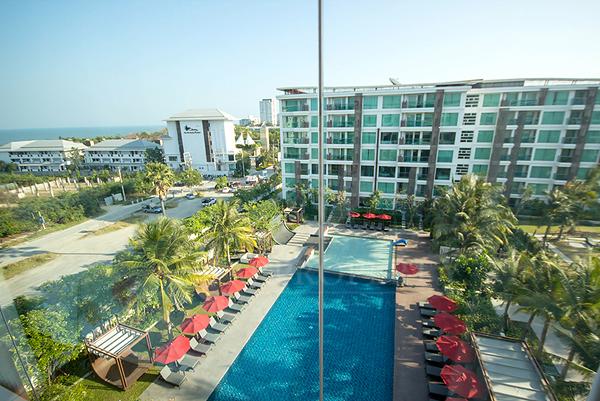 Condominium in the Heart of Khao Takiap (20392)