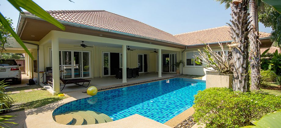 Beautiful Villa at Orchid Palm Home 5 (11229)
