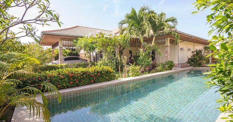 Beautiful Villa at Orchid Palm Home 4 (11187)