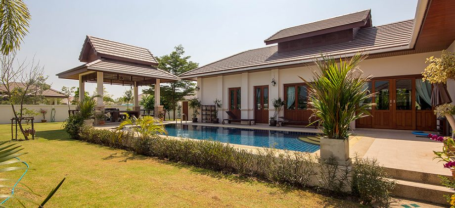 High Quality Pool Villa for Sale (11251)