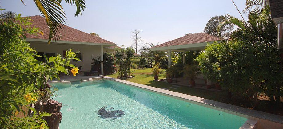 Beautiful Pool Villa for Sale at Grove Villa Huahin (11232)