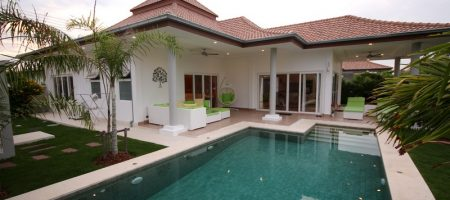 Beautiful Pool Villa for Sale at Mali Hua Hin 112 (11274)