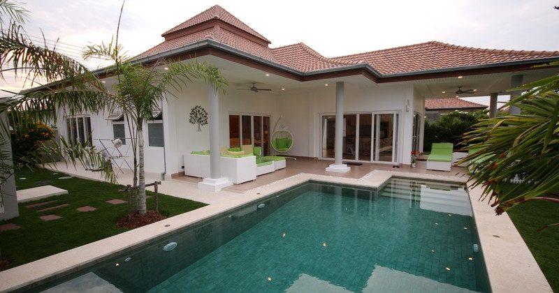 Beautiful Pool Villa for Sale at Mali Hua Hin 112 (11274)
