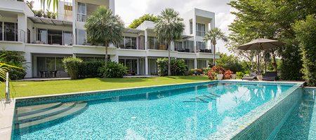 Luxury Duplex Penthouses at Baan Ing Phu (20585)