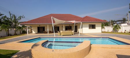 Beautiful Pool Villa for Sale (11200)