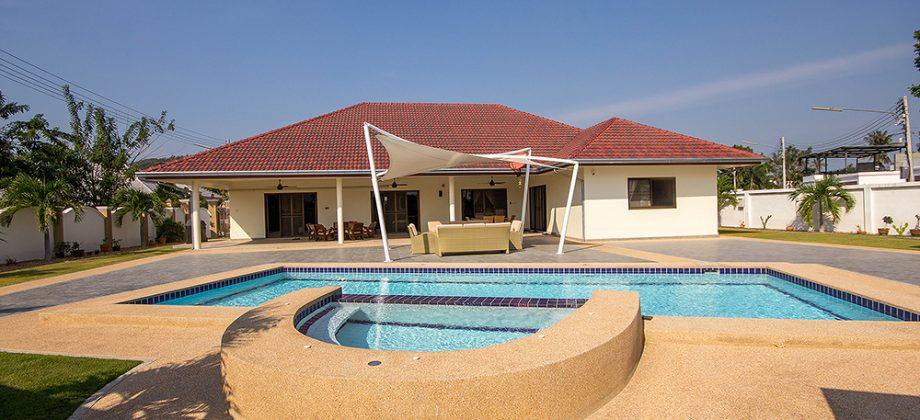 Beautiful Pool Villa for Sale (11200)