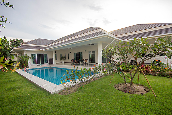 Palm Pool Villa (11002)