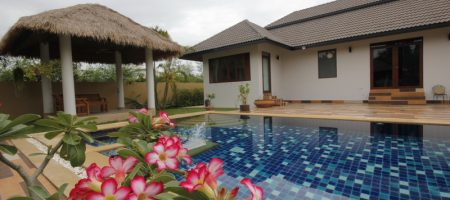 Luxury Pool Villa for Sale (10775)