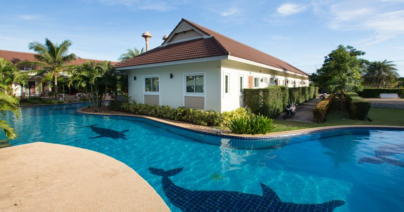 Beautiful Town Home Hua Hin Soi 88 (11289)