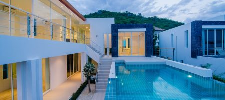 Modern Pool Villa In Hua Hin Soi 126 (11090)
