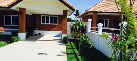 Bungalow in Cha Am for Sale (11112)