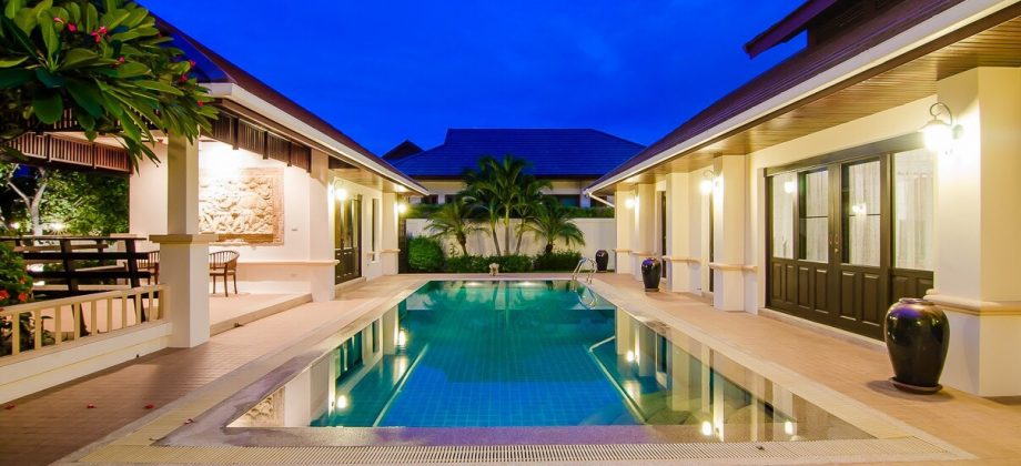 High Quality Pool Villa for Sale (11120)