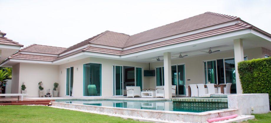 Beautifully Modern Home for Sale HuaHin Soi 88 (11271)