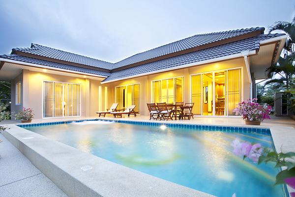 Beautiful Pool Villa for Sale (10746)