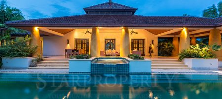 Luxury Bali Style House For Sale (10780)