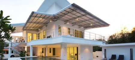 Modern Pool Villa for Sale (10985)