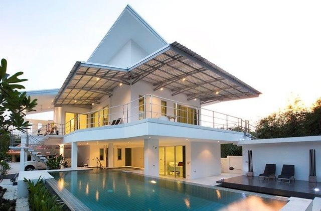Modern Pool Villa for Sale (10985)