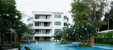 Luxury Condo in Heart of Hua Hin for Rent (40137)