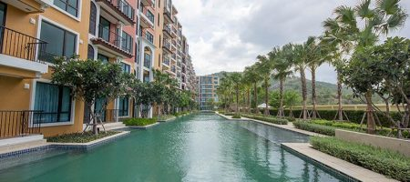 Condominium on Beach for Sale (20598)
