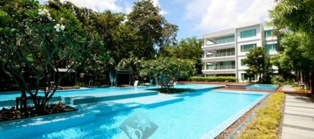 Condominium in Heart of Hua Hin for Rent (40136)