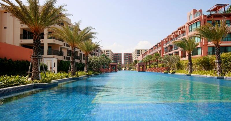 Luxury 2 Bedrooms Unit at Marrakesh for Sale (20712)