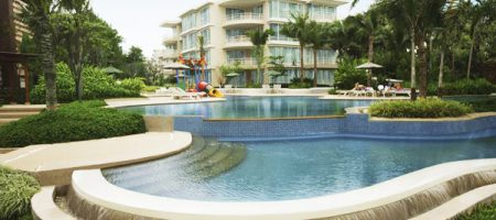 Condominium in Hua Hin Town for Rent (40118)