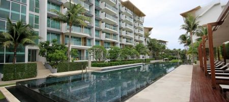 Ocas Hua Hin Condominium for Rent (40408)