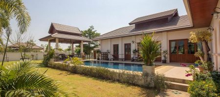 High Quality Pool Villa for Rent (30677)