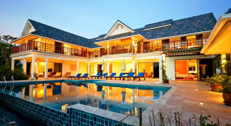 Luxurious & Private Villa With Large Pool in Khao Kalok Pranburi (30496)