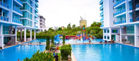 Beautiful 2 Bedrooms Apartment at My Resort Condominium for Rent (40440)