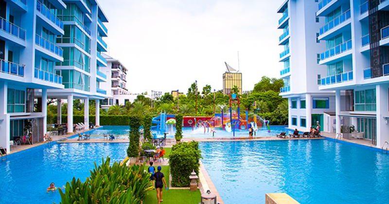 Beautiful 2 Bedrooms Apartment at My Resort Condominium for Rent (40440)