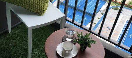 Studio Room at Baan KhiangFah for Rent (40661)