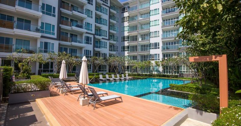 Beautiful Unit at Baan View Viman for Sale (20756)