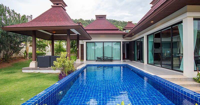 Panorama Pool Villa For Rent (30658)