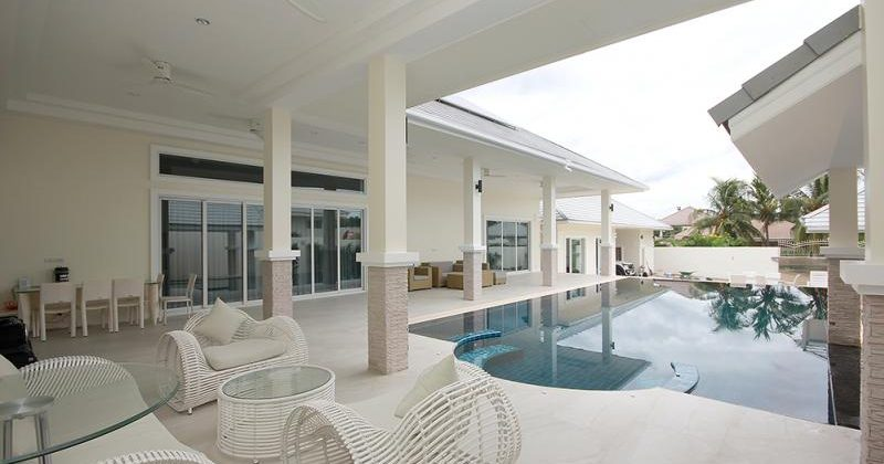 Smart Home with Solar System For Sale Hua Hin (11308)