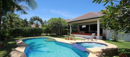 Beautiful Pool Villa for Sale Laguna Hua Hin Soi 102 (11318)