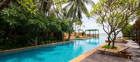 Beautiful Condominium in Hua Hin for Rent (40321)