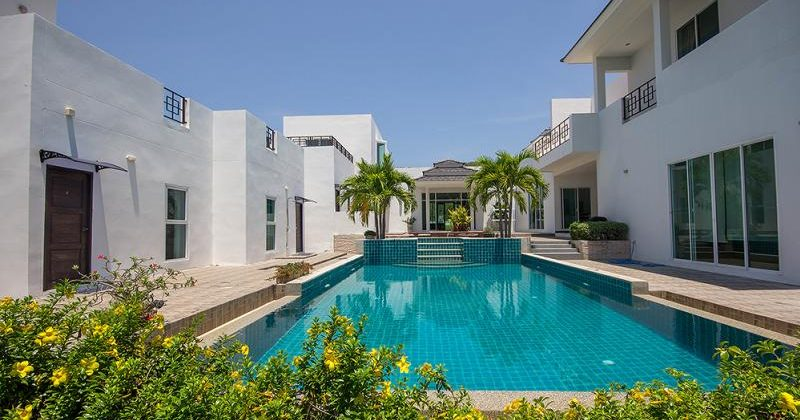 6 Bedroom Villa for Rent at Palm Hill Golf Course (30691)