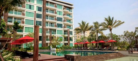 Condominium in the Heart of Khao Takiap (40404)