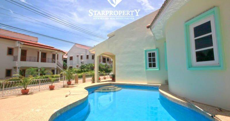 Cozy Pool Villa For Rent (30594)
