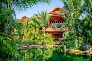 Luxury Thai-Baliness House For Rent (30537)
