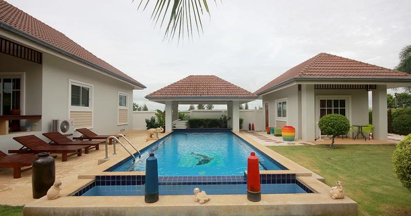 Pool Villa for Rent at Smart House  (30687)