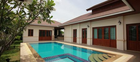 Beautiful Pool Villa for Rent Hua Hin Soi 88 (30695)