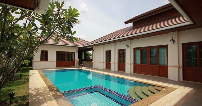 Beautiful Pool Villa for Rent Hua Hin Soi 88 (30695)