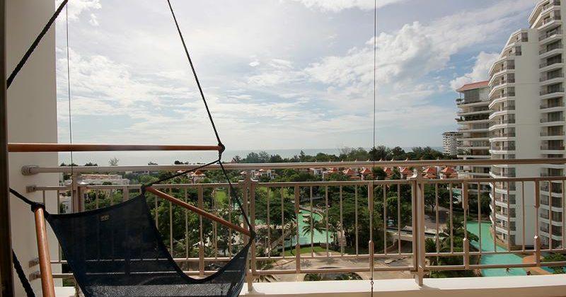 Beautiful Condominium with Sea View for Sale (20760)
