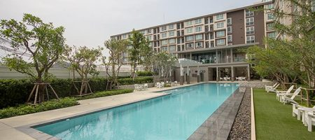 Condominium in Hua Hin for Rent (40467)