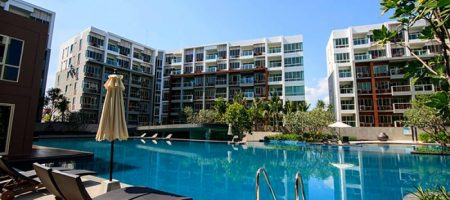 Condominium in Hua Hin for Sale (20737)